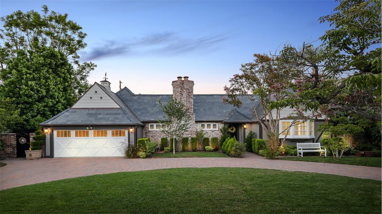 C.E. Toberman-designed cottage in Studio City | Hot Property