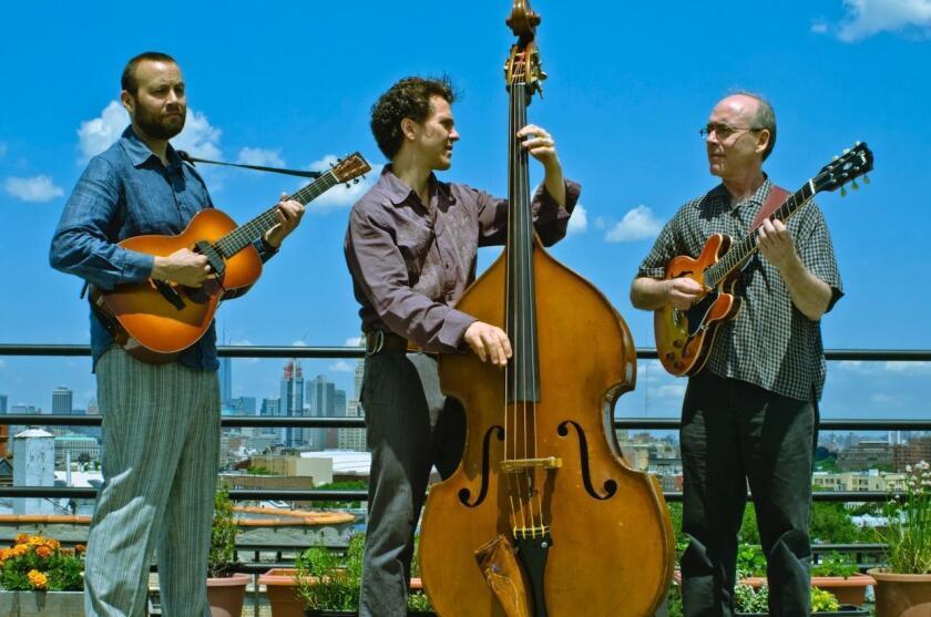 FRESH SOUND CONCERT: Rosetta Trio (Stephan Crump, Liberty Ellman, Jamie Fox) in an all-strings program, 7:30 p.m. Thursday, Feb. 28 at White Box Live Arts, 2590 Truxtun Road, Studio 205, Liberty Station. Tickets at the door $20/$10 students. Next up: Hear Jennifer Curtis on violin, 7:30 p.m., Sunday, March 31. freshsoundmusic.com