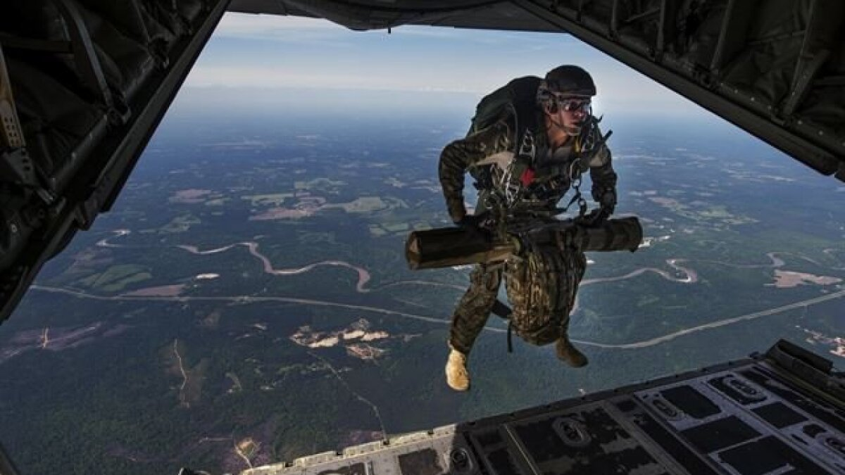 Air Force special operations: 'Commandos' in the air - The San Diego