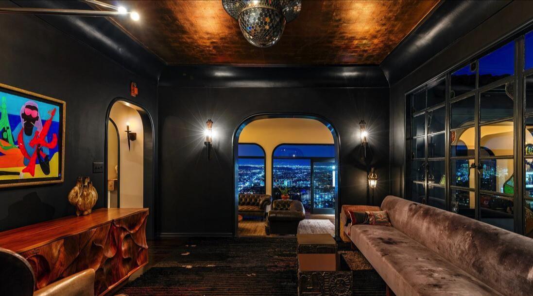 Dr. Luke's Hollywood Hills home | Hot Property