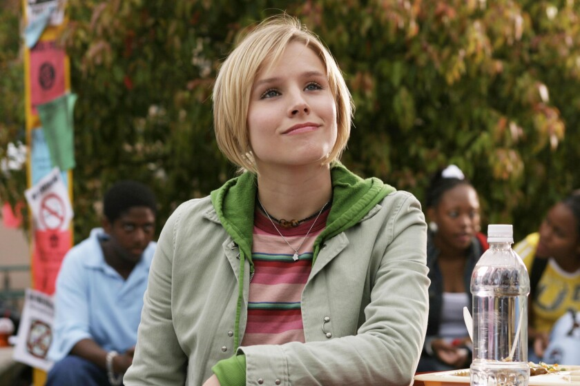 'Veronica Mars': At Comic-Con, Hulu announces revival is now streaming