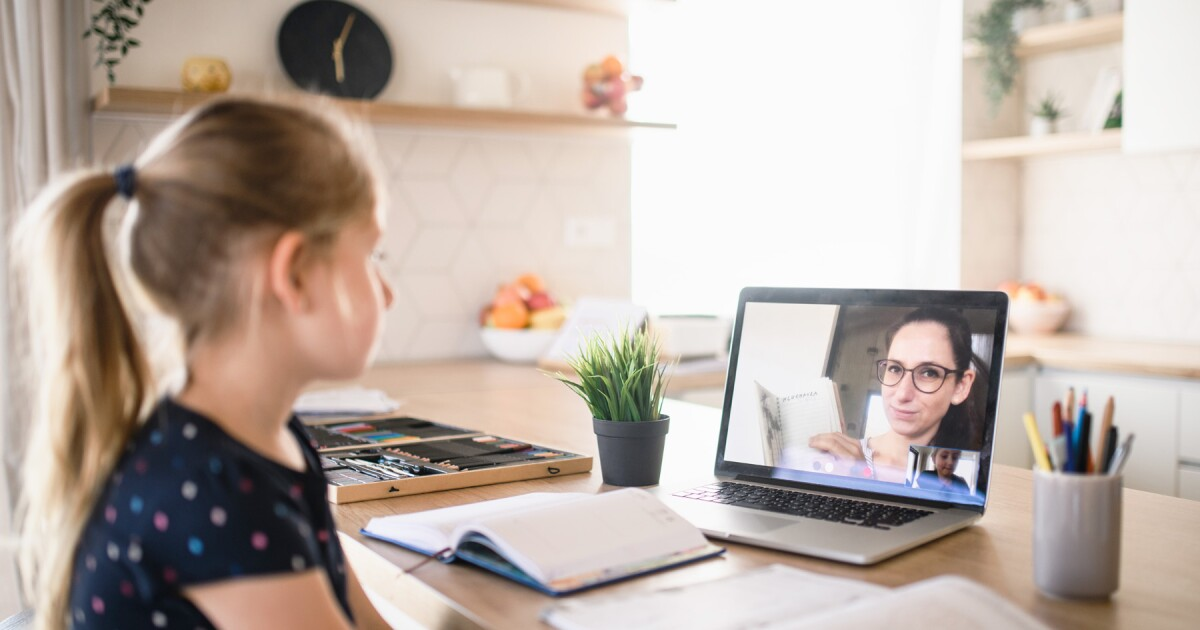 Op-Ed: How to improve distance learning for our youngest students