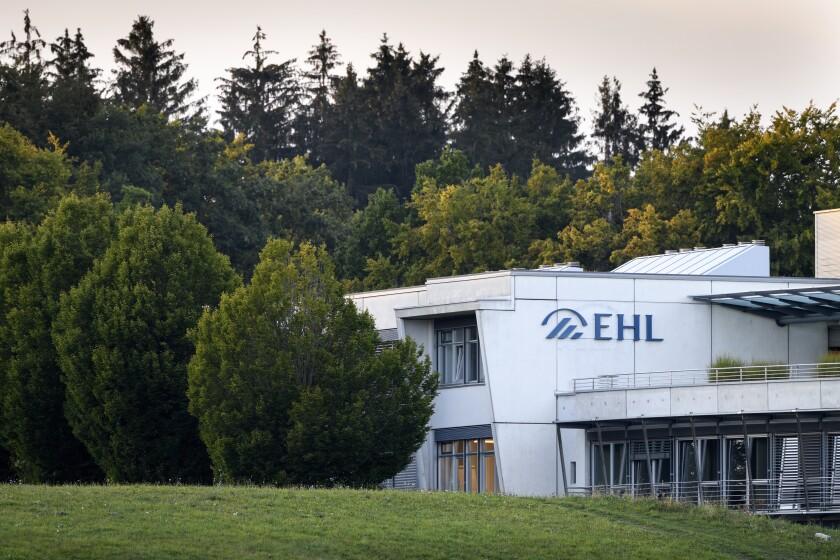 Hospitality-management school Ecole Hoteliere de Lausanne in Switzerland