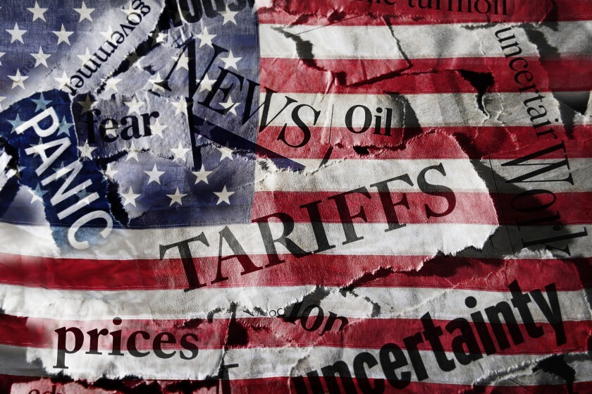 Recession worries have risen amid trade tensions and other economic uncertainties.