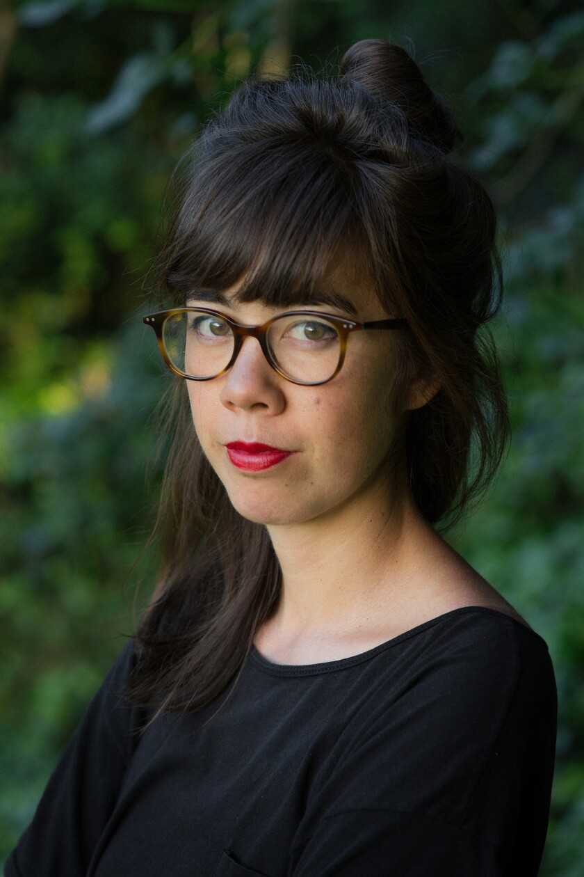 """Jenny Odell, author of """"How to Do Nothing: Resisting the Attention Economy"""""""