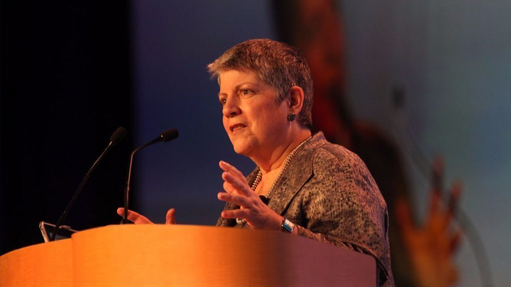 Editorial: Janet Napolitano to leave University of California with scandal overshadowing successes