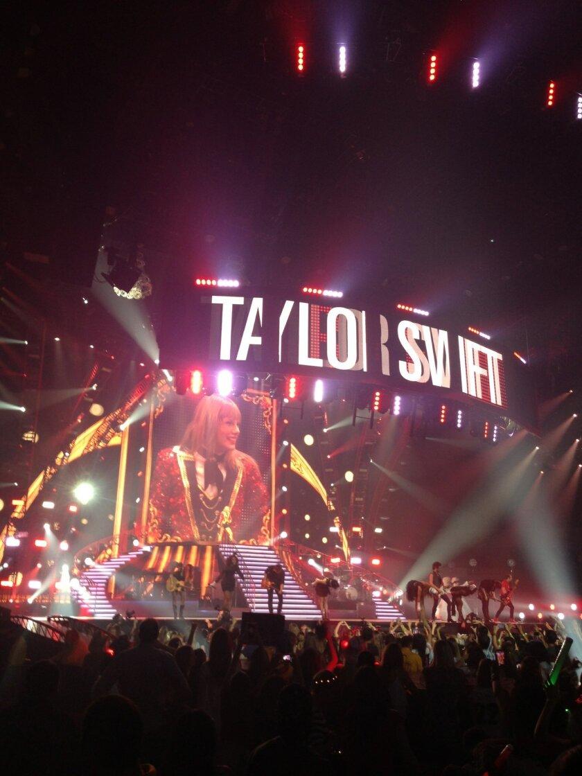 Taylor Swift finale