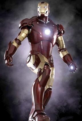 """Iron Man"""
