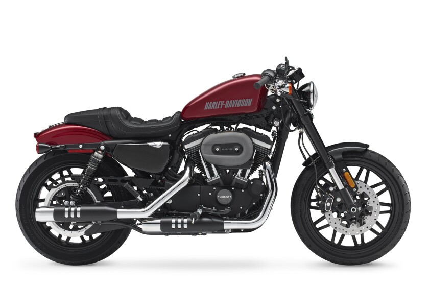 Harley-Davidson has added another Sportster-like urban assault machine to its line up. The Roadster will start at $11,199.