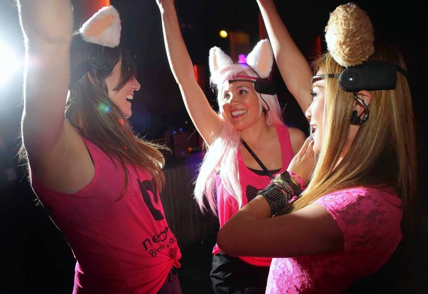 Necomimi cat ears that move to your meow moods - Los Angeles Times