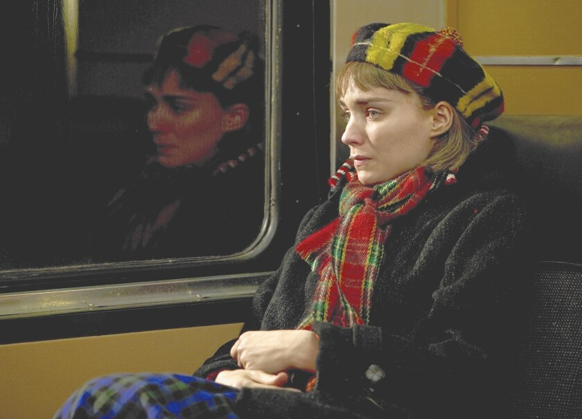"""Therese (Rooney Mara) gains some sophistication over the course of """"Carol,"""" says costume designer Sandy Powell."""