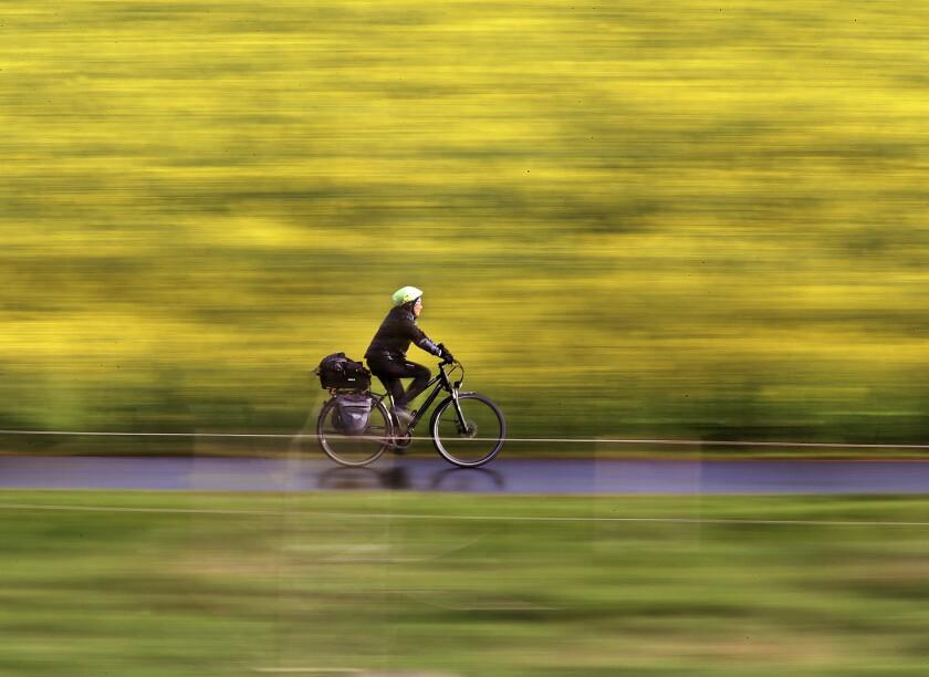 "Alemania anuncia que será ""un país de bicicletas"""