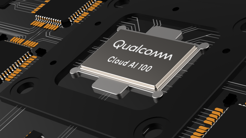 Qualcomm is targeting voice recognition, language processing and computer vision with new artificial intelligence chip of data centers.