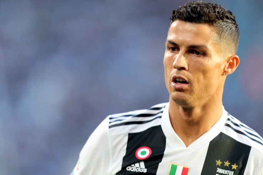 Kathryn Mayorga claims Cristiano Ronaldo raped her in 2009.