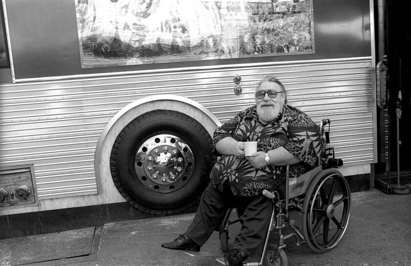 """Jerome Felder, a.k.a. """"Doc Pomus,"""" never let childhood polio affect his drive or upbeat personality."""
