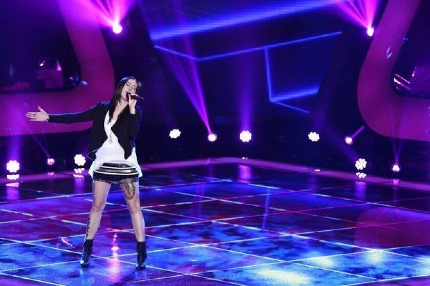 'The Voice' recap: Coaches top off their teams as blinds end
