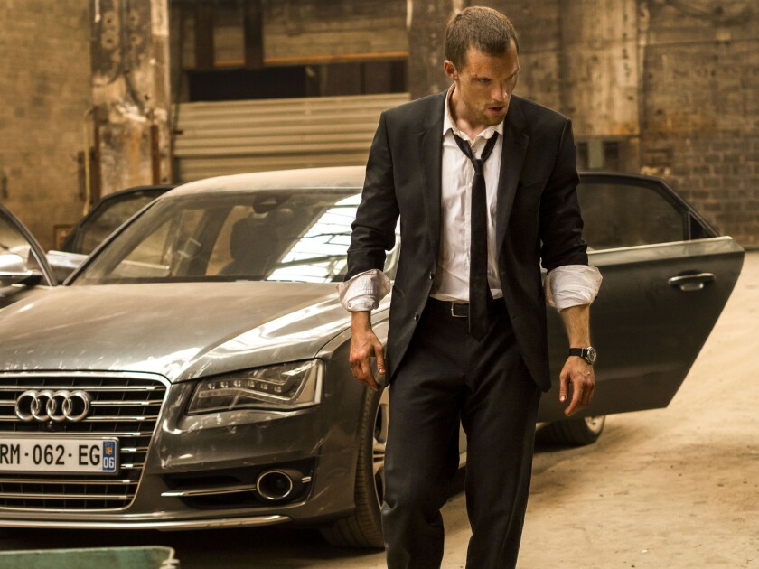 Review: 'The Transporter: Refueled' quickly flames out - Los ...