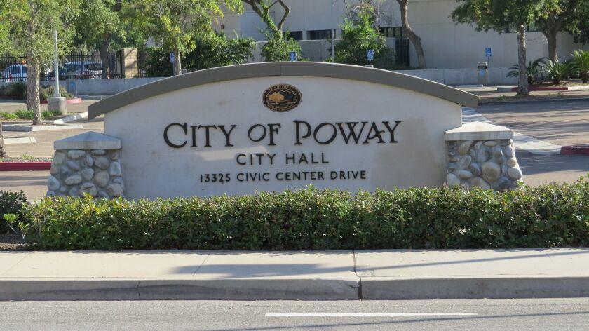 Poway City Hall