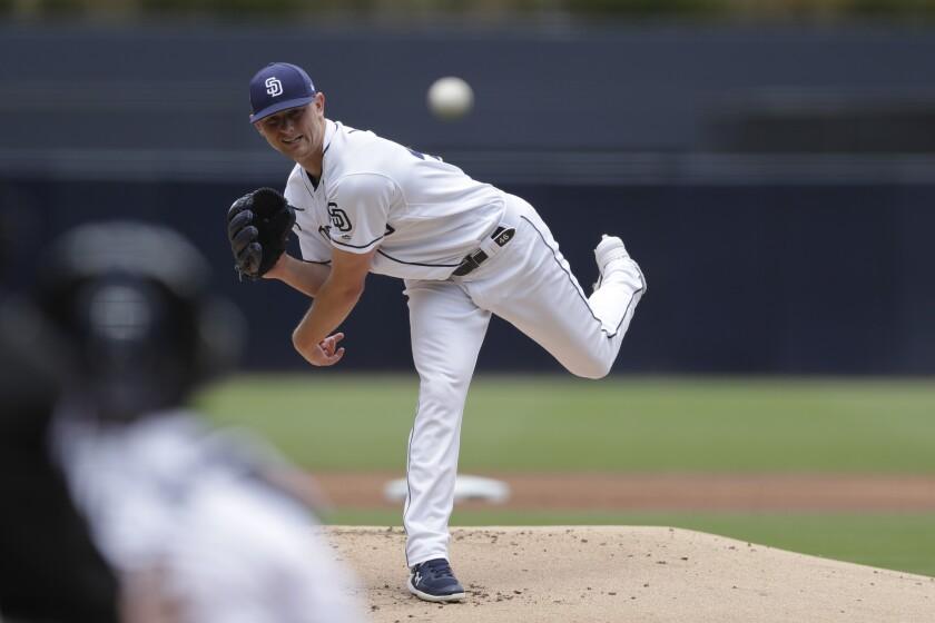 APphoto_Diamondbacks Padres Baseball