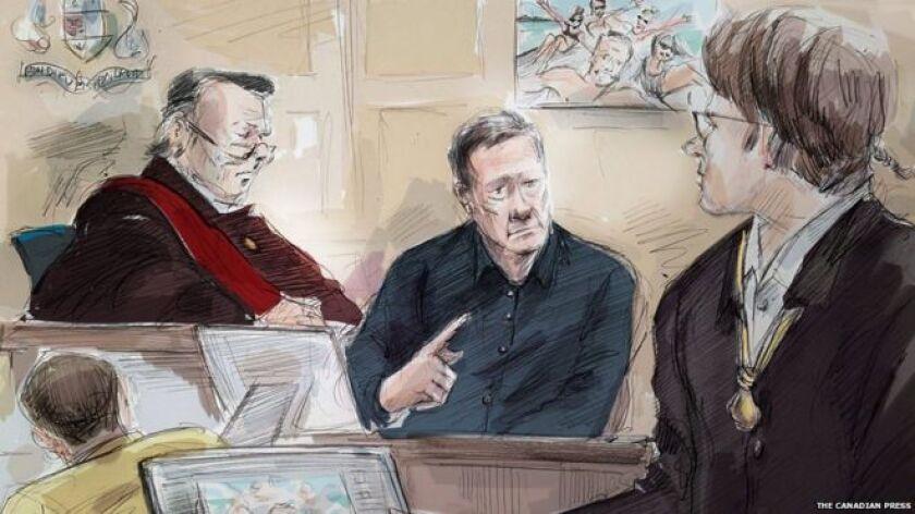 Fue por eso que en el primer día del juicio Millard se encontró frente al padre de Babcock preguntándole si alguna vez había golpeado a su hija, si sabía que esta se había prostituido, interrogándolo sobre sus problemas de salud mental.