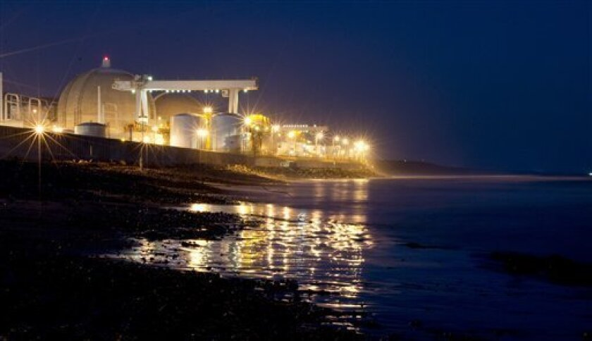 Seaside beacon: the San Onofre Nuclear Generating Station