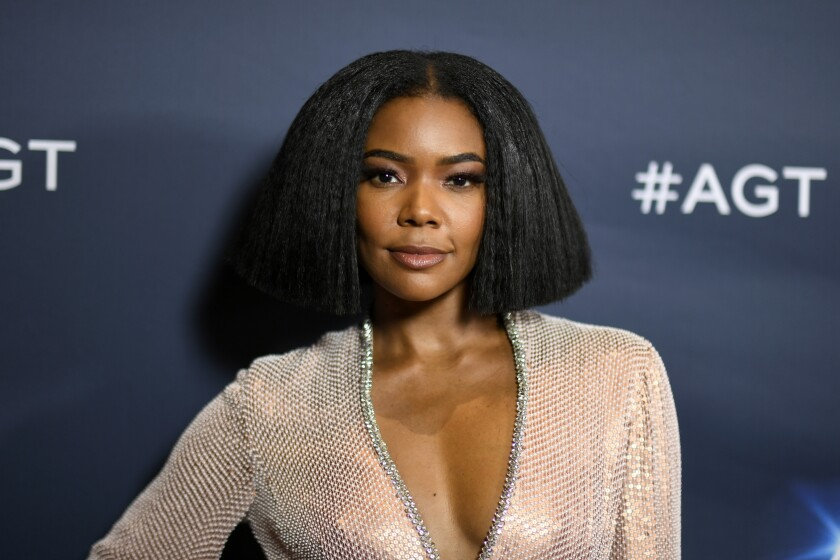 Image result for gabrielle union agt timeline
