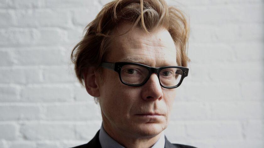 MOCA director Philippe Vergne is seen in 2014.