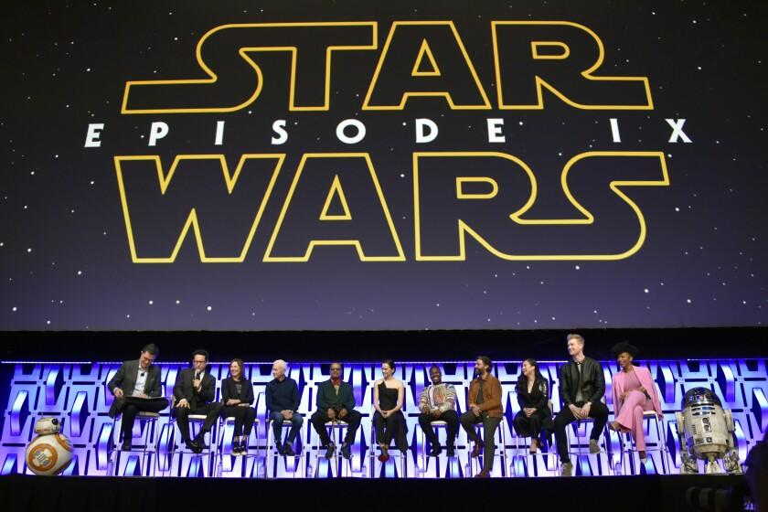 Star Wars Celebration Chicago - Day 1