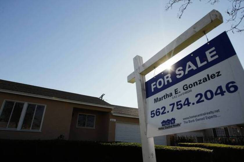 Southland housing market's 10 fastest-recovering ZIP Codes