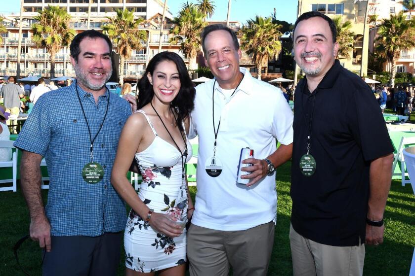 Joseph Garcia, Roxana Parkes, Jeff Mauss, Robert Benavente