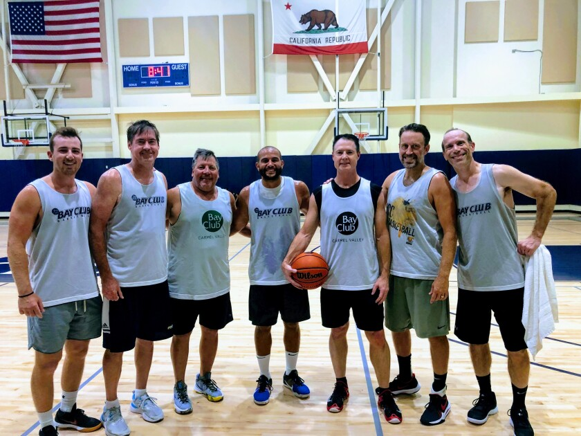 (L-R): Trent Cady, Terry Ryan, Dan Holzer, Lance Moore, Steve Schneider, Matt Dart, Andy Silverman. Not pictured Jay Warren.