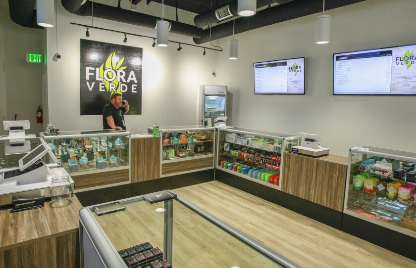Vista Pot Shops