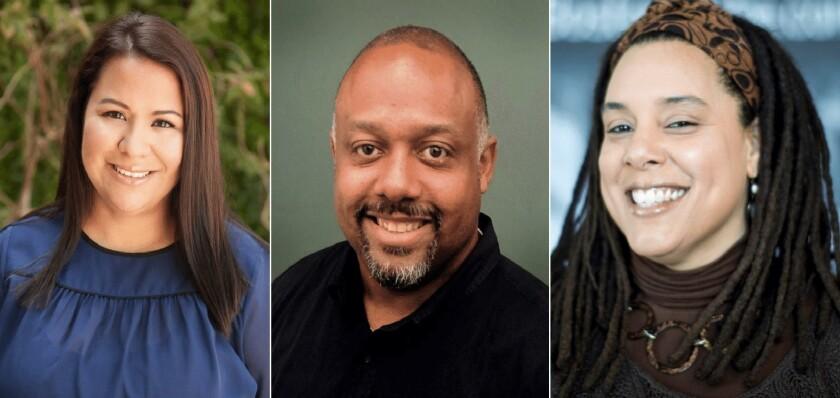 Brenda Rodriguez, Marc Bernardin and Sara Rodman are joining The Times' Calendar staff.