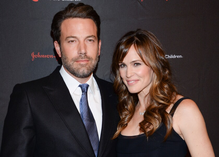 Ben Affleck and Jennifer Garner -- seen at an event in 2014 -- have no plans to reconcile, sources said after the couple were photographed coming out of a family-counseling office in L.A.
