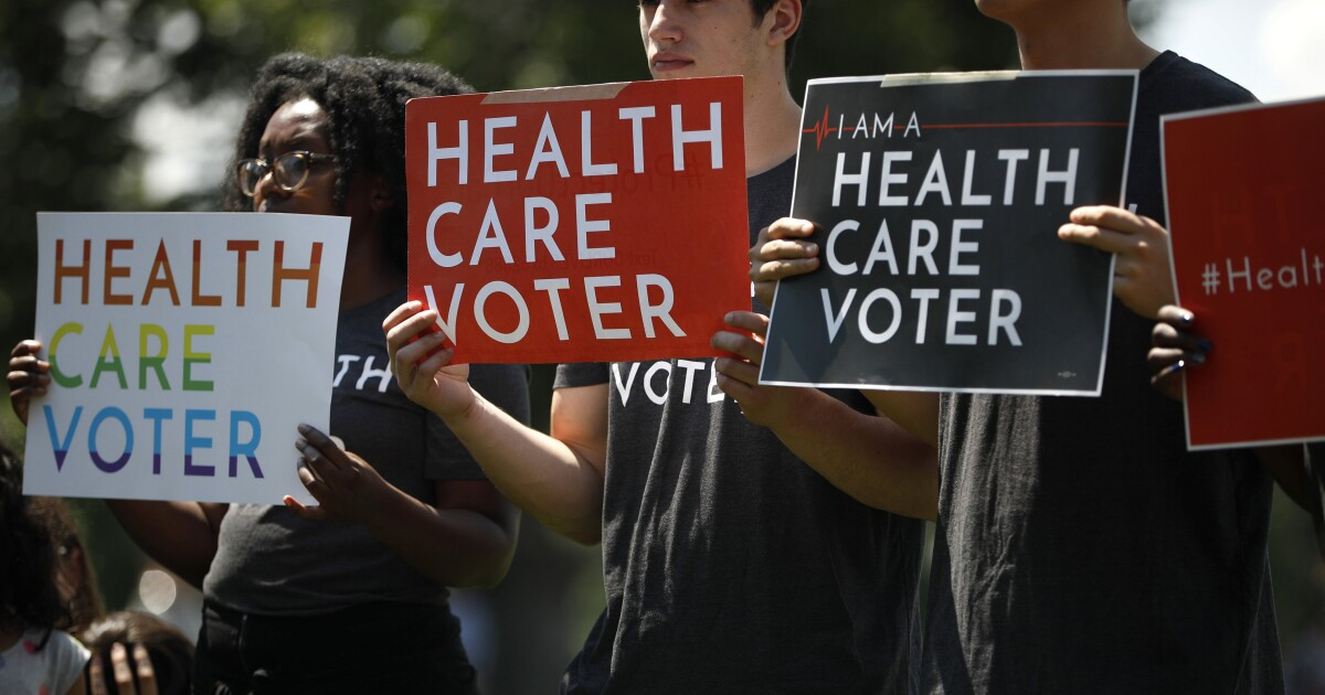 Here's where the Democratic candidates stand on healthcare