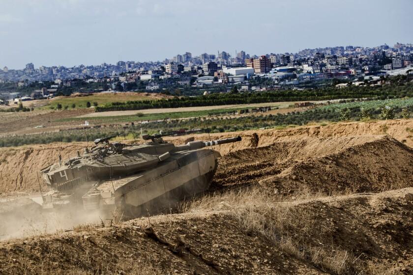 Israel Palestinians