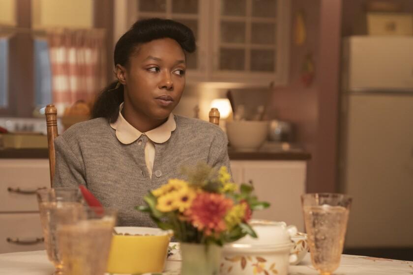 """E'myri Crutchfield in FX's """"Fargo."""""""