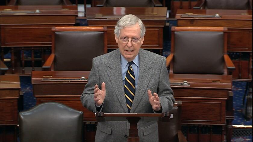 Senate McConnell