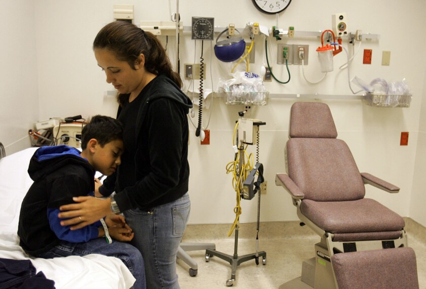 The state is expected to expand Medi-Cal eligibility to childless adults and more families near the poverty line.