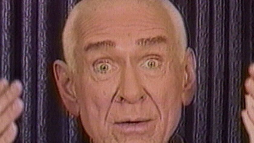 Heaven's Gate leader Marshall Applewhite fashioned a religion that merged evangelical Christianity with New Age science fiction.