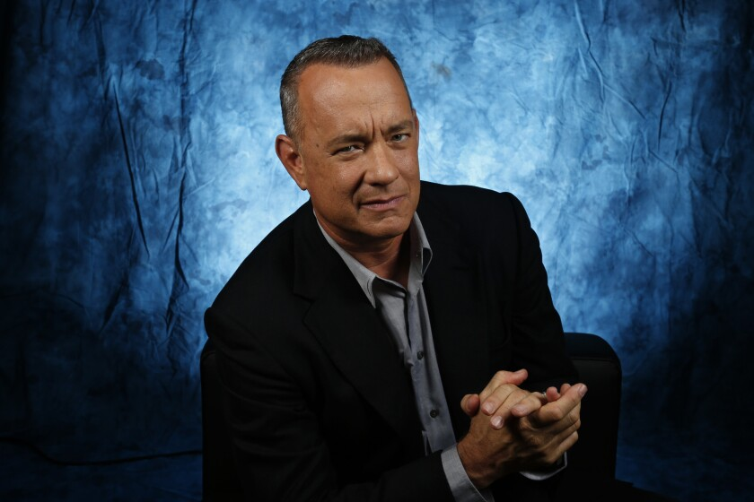 """Academy Award winning actor Tom Hanks stars in the Clint Eastwood movie, """"Sully."""""""
