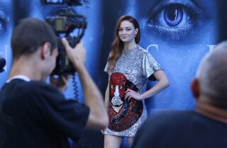 'Game of Thrones' premieres Season 7 at Walt Disney Concert Hall