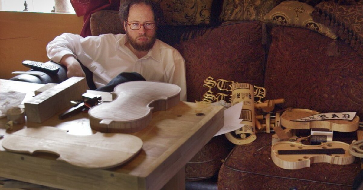 Can an amateur craftsman, on the floor of his unheated home, duplicate a world-famous violin? That's the central question of the 'Strad Style' doc