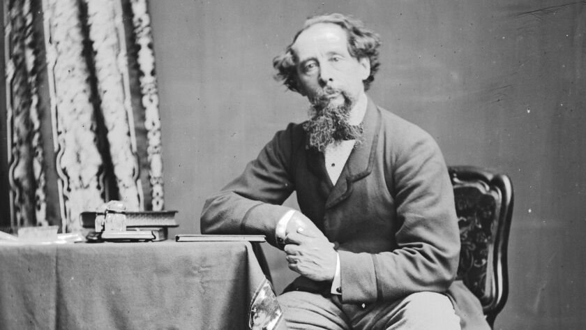 (FILE PHOTO) Charles Dickens Statue Due To Be Unveiled In Portsmouth: A Look Back In Profile