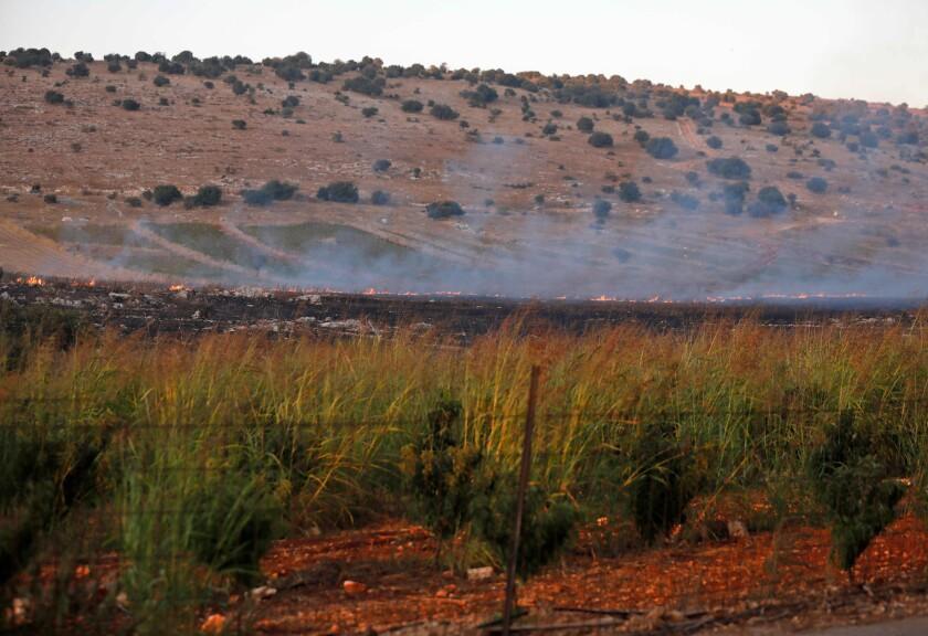 Israel-Lebanon conflict