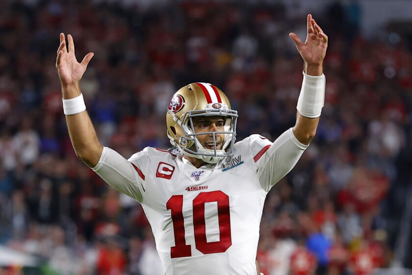 Fantasy Football 2020 San Francisco 49ers Preview The San Diego Union Tribune