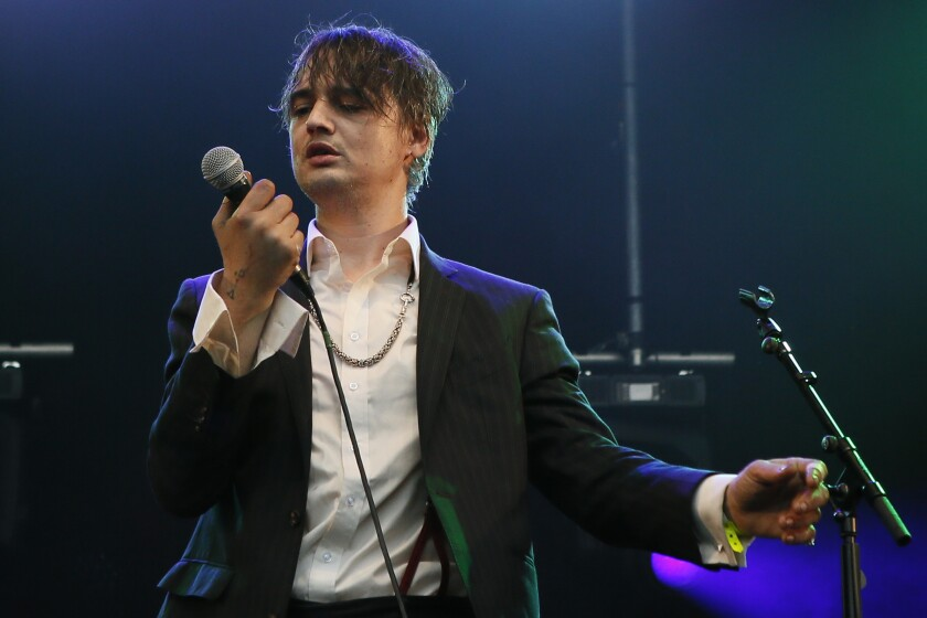 France Pete Doherty