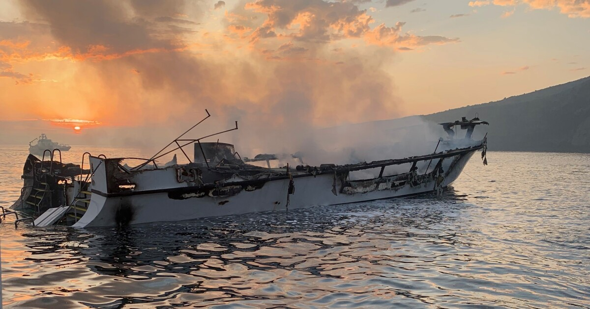 California boat fire: Vessel's operator suspends all operations amid investigation