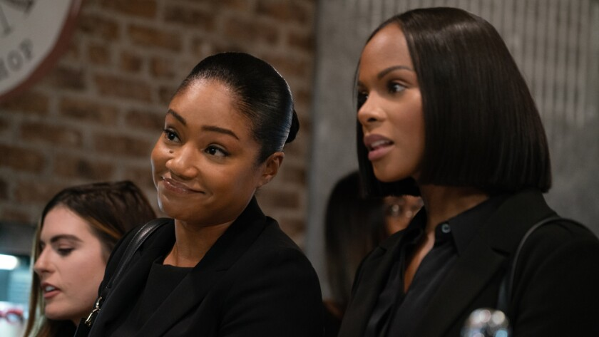 Review: Not even Tiffany Haddish can clean up the mess that is ...