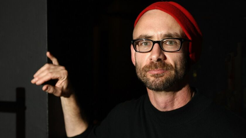 Author Chuck Palahniuk in 2009. His literary agency's accountant stands accused of embezzling $3.4 million.